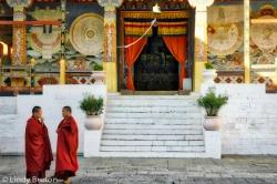 Thimpu (Taschichhidzon) Dzong, Bhutan