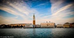 San Marco Piazza from San Giorgio Maggiore Island