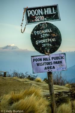 Poon Hill, Ghorepani Trek
