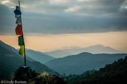 From Poon Hill, Ghorepani Trek