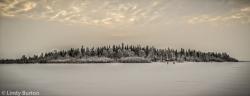 Kojukallio Island (taken from on the water), Kemi, Finland