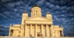 Helsinki Cathedral, Senate Square, Helsinki, Finland