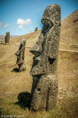 The Quarry, Easter Island