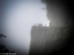 Mountain Biking Death Road, Bolivia