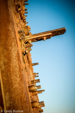 Train Cemetery, Uyuni, Bolivia