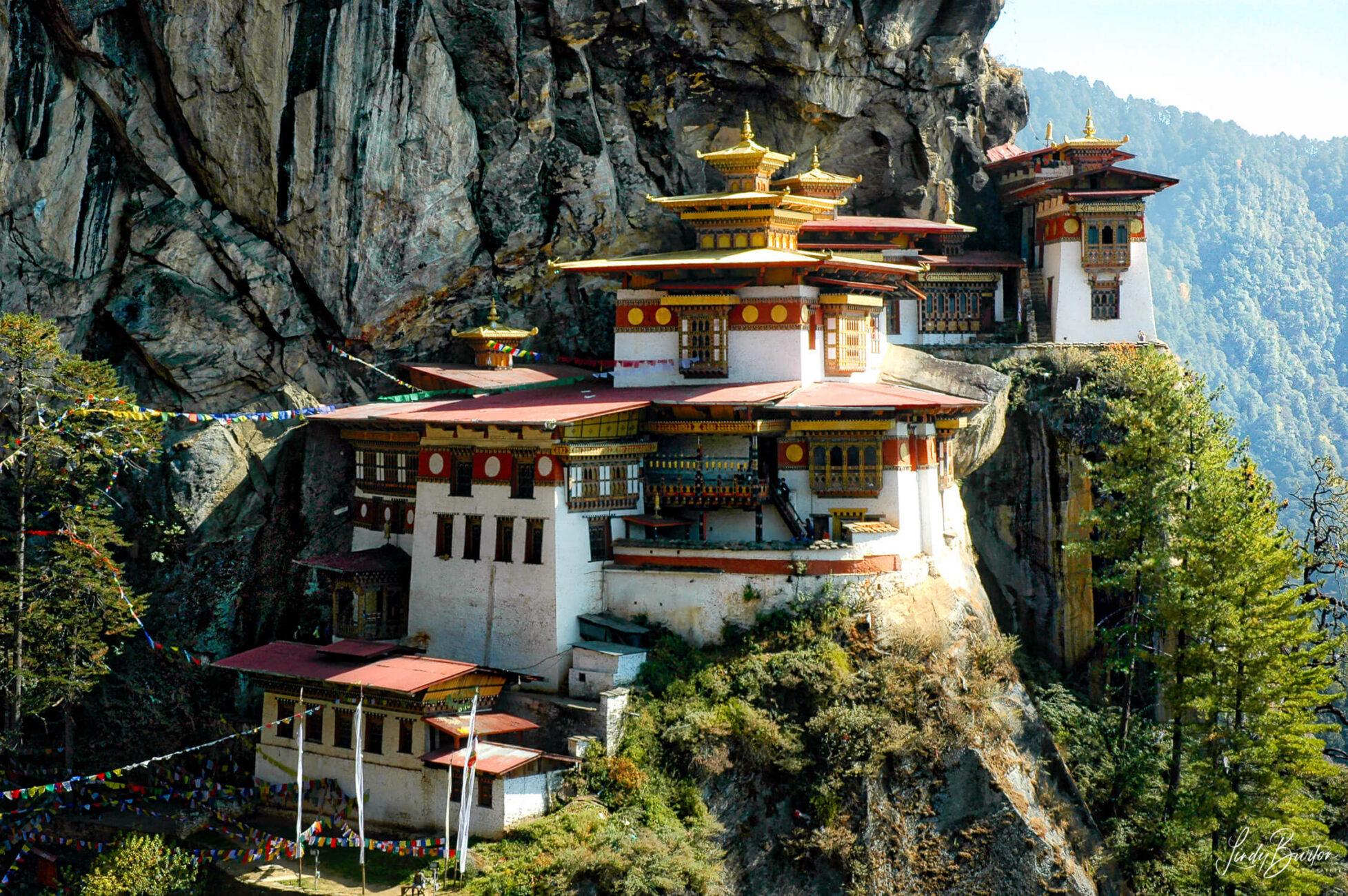 Tiger's Nest Monastery (Taktsang), Bhutan