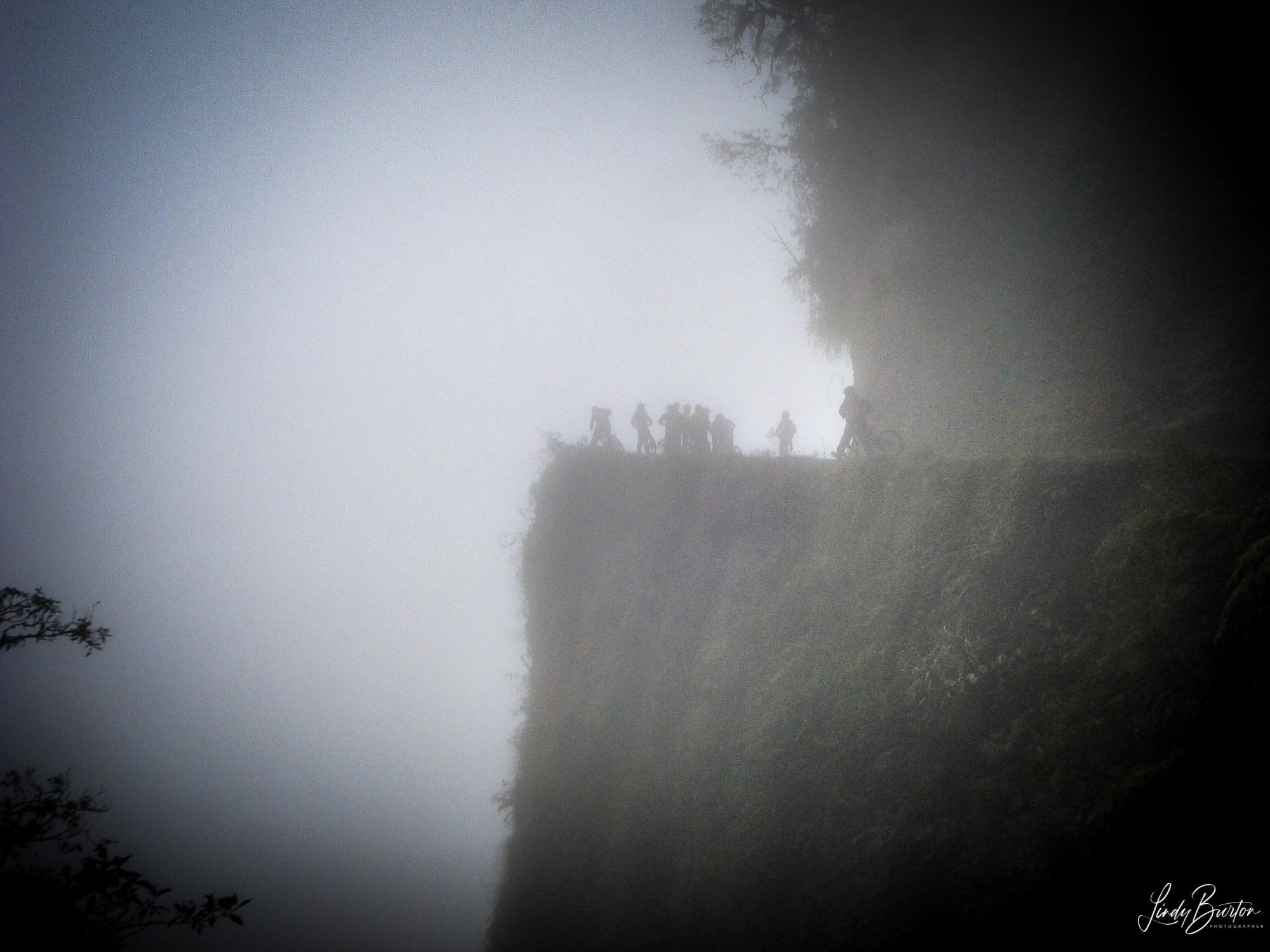Death Road Downhill Mountain Bike Ride, Bolivia