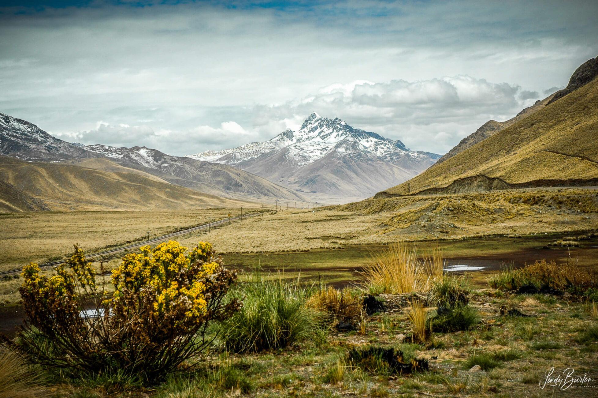 Between Cusco & Puno Regions Peru